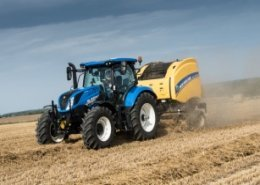 New Holland Agriculture expands T6 Series tractor range