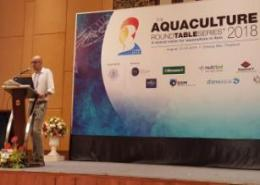 Nutriad sponsors shrimp aquaculture conference in Thailand