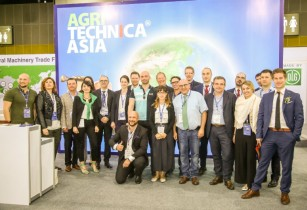 Agritechnica Asia exhibition in Thailand provides Asian farmers with biannual previews of new farm equipment