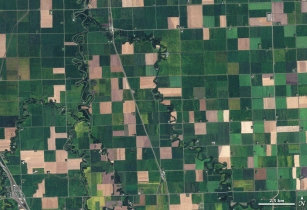 Precision Farming in Minnesota Natural Colour part