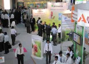 Over 130 exhibitors from 18 countries showcased their products and innovations at VIV/ ILDEX India 2012